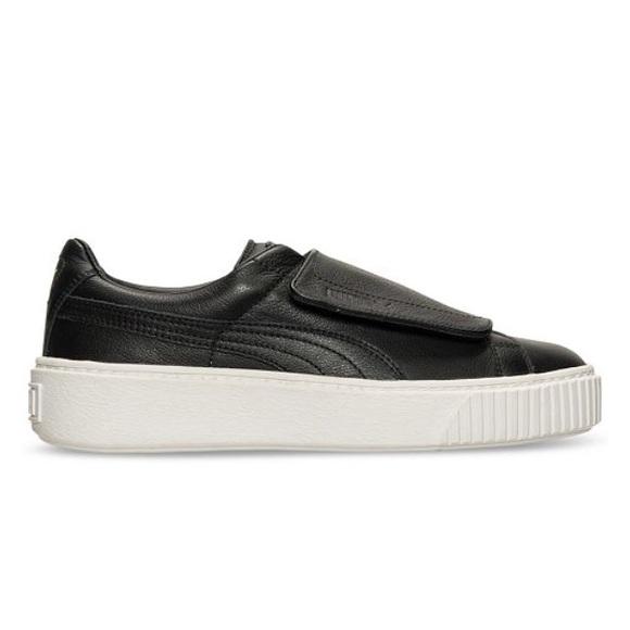 Puma Shoes | Velcro Strap Platform